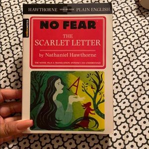 Spark Notes-No Fear The Scarlett Letter